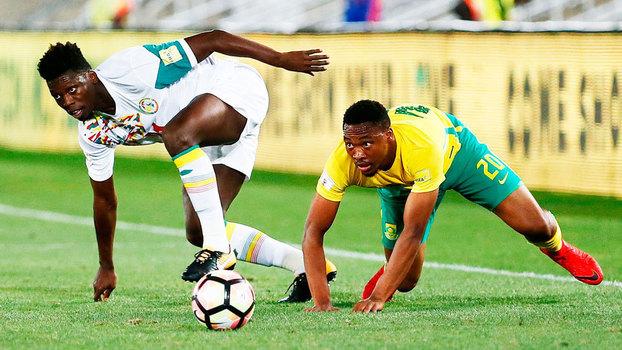 Veja os melhores momentos de África do Sul 0 x 2 Senegal