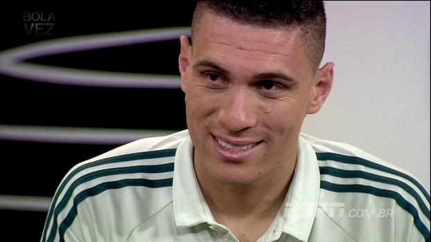 Moisés se emociona com vídeo da filha cantando o hino do Palmeiras: 'É motivo de muito orgulho'