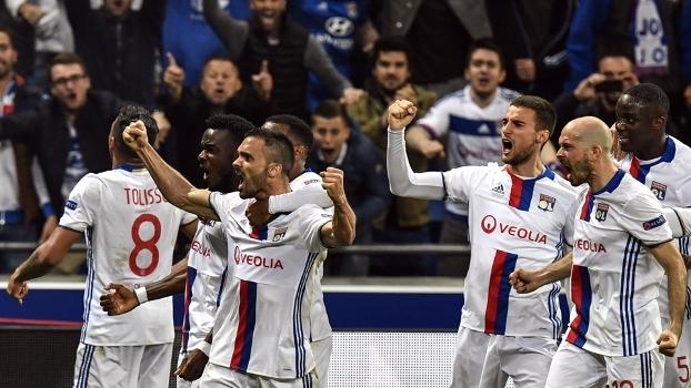 Europa League: Gols de Lyon 2 x 1 Besiktas