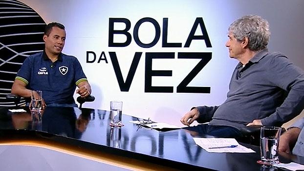 Jair Ventura fala sobre pressão ao assumir o Botafogo: 'O fácil não me seduz'