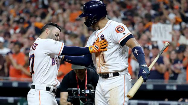 Astros fazem 7 a 1 nos Yankees e forçam jogo sete por vaga na World Series