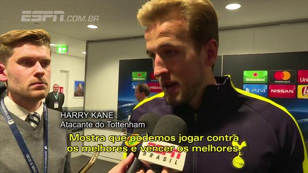 Kane e Dele Alli dizem que podem vencer os melhores; Sergio Ramos prevê: 'O Real Madrid sempre volta'