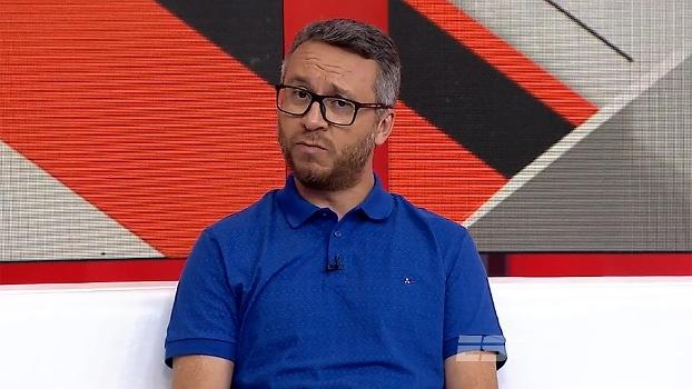Mauricio Barros: 'Vejo o São Paulo com mais chances de título em 2018'