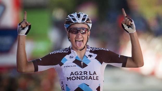 Veja o resumo da 19ª etapa da Volta da Espanha, vencida por Alexis Gougeard