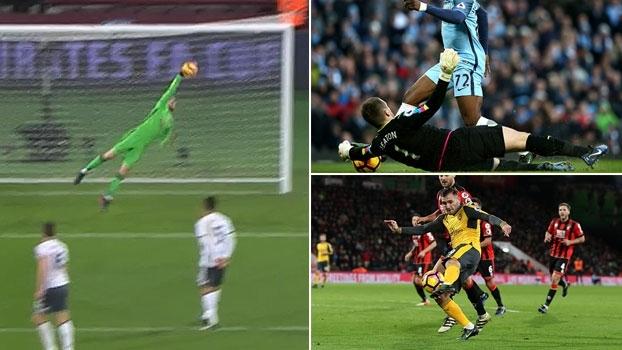 Passe de trivela, milagres no gol e pinturas estrelam o Top 10 da Premier League