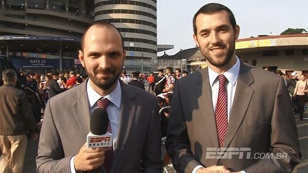 Hofman faz balanço da preparação dos finalistas da Champions e vê Atlético 'mais preparado'