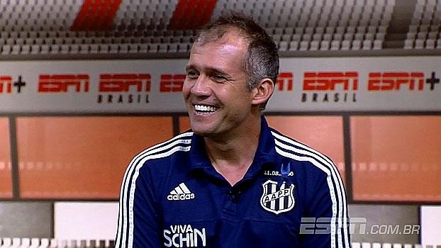 Eduardo Baptista relembra início da carreira e conta quando confundiu Andrezinho com André Gomes