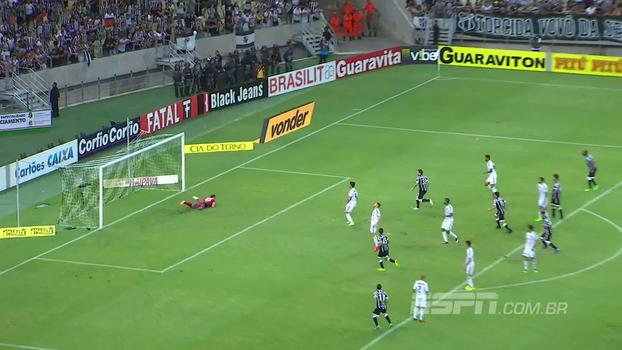 Veja os gols de Ceará 2 x 2 Figueirense