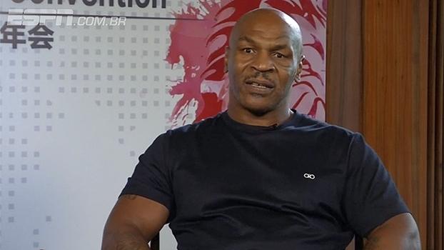 Tyson diz que é 'ridículo e tolice' ideia de permitir boxeadores profissionais na Olimpíada