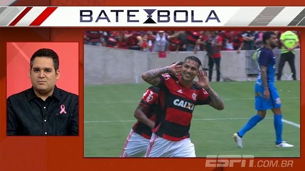 'Dois erros muito evidentes', diz Bertozzi sobre falhas que favoreceram Flamengo e Palmeiras