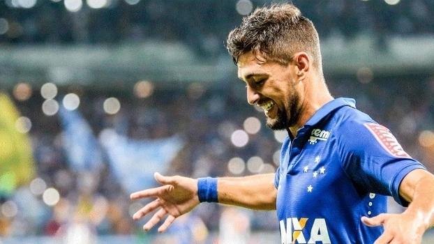 Primeira Liga: Gol de Cruzeiro 1 x 0 Atlético-MG