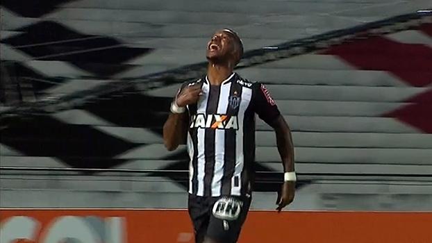 Brasileiro: Gols de Santa Cruz 3 x 3 Atlético-MG
