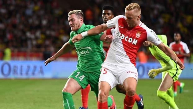 Francês: Melhores momentos de Monaco 2 x 0 Saint-Etienne