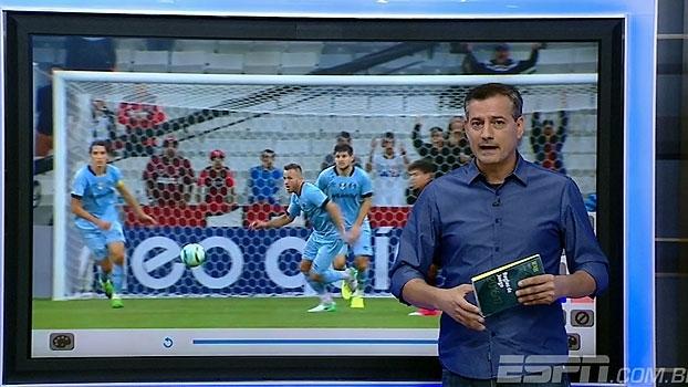 Cartão para Barrios e Weverton e bola na mão de Kannemann; Sálvio analisa Atlético-PR x Grêmio