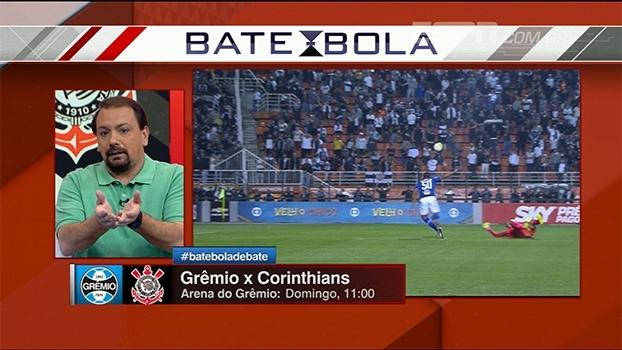 Alê Oliveira compara o Corinthians de Cristovão com o de Tite 4abc86a95d8bd