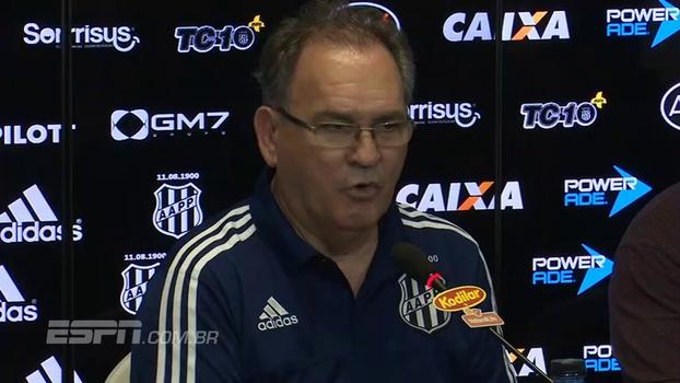 Presidente da Ponte Preta diz que time foi prejudicado e repudia invasão da torcida: 'Não justifica atos de vandalismo'