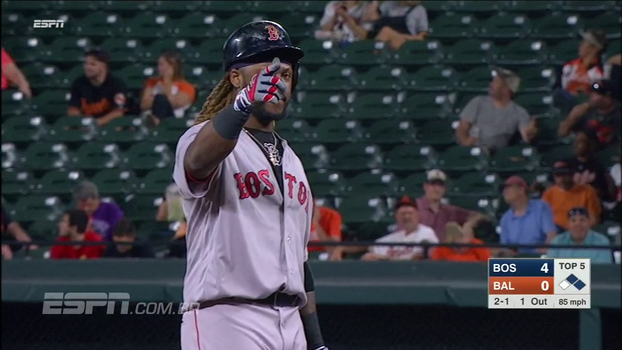Red Sox atropelam Orioles e se classificam aos playoffs da MLB