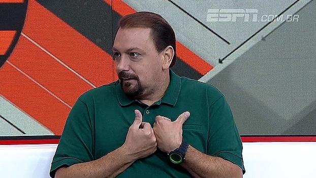 Alê Oliveira escala o seu 'Flamengo dos sonhos'; Veja como ficou