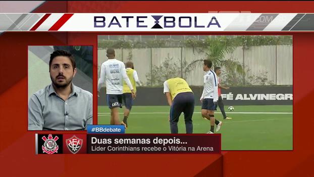 Para Nicola, Corinthians terá que fazer muita besteira para perder título do Brasileiro