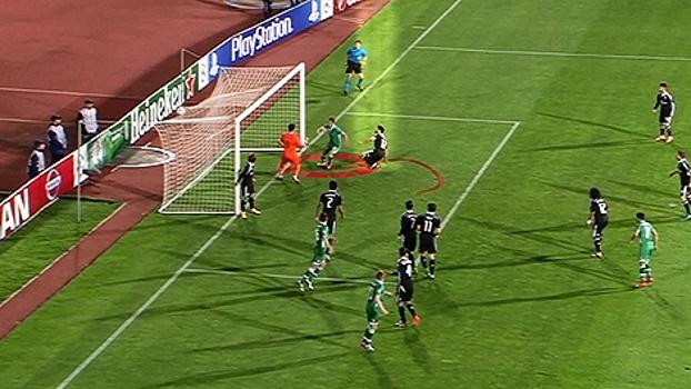 Sorín destaca antecipação de Marcelinho sobre Arbeloa em gol do Ludogorets; veja