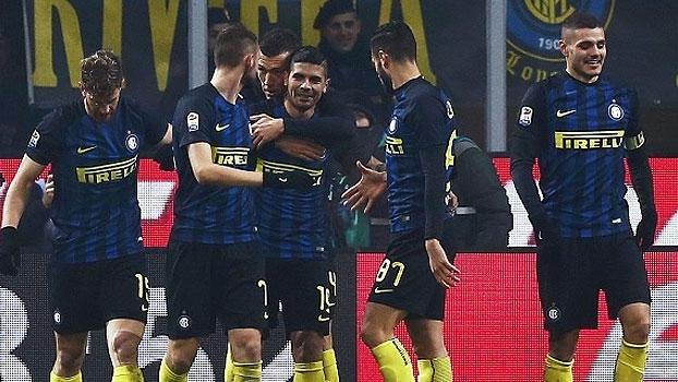 Italiano: Melhores momentos de Internazionale 3 x 0 Lazio