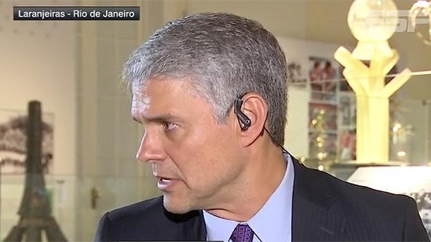 Presidente do Flu diz que opinião sobre arbitragem não mudou em nada após vitória