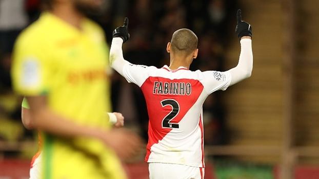 Francês: Gols de Monaco 4 x 0 Nantes