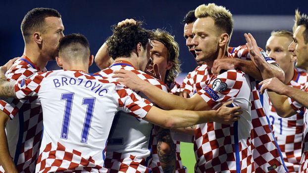 Confira os gols de Croácia 4 x 1 Grécia