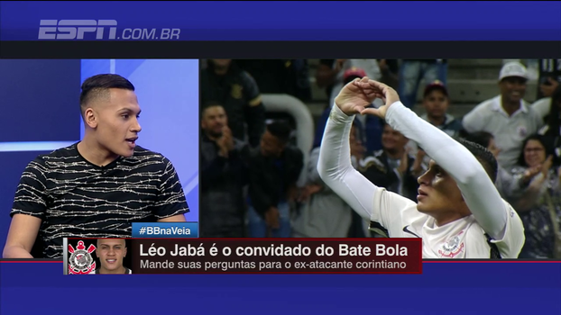 Léo Jabá conta como a '4ª força' motivou o Corinthians no Paulista e revela desejo de voltar e 'fazer história'