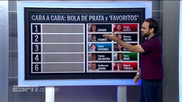 Bate Bola monta time ideal com seleção do Bola de Prata e 'favoritos iniciais' ao Brasileiro