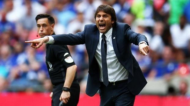 Conte questiona gol irregular e comenta erros de arbitragem: 'Acho que tivemos azar'