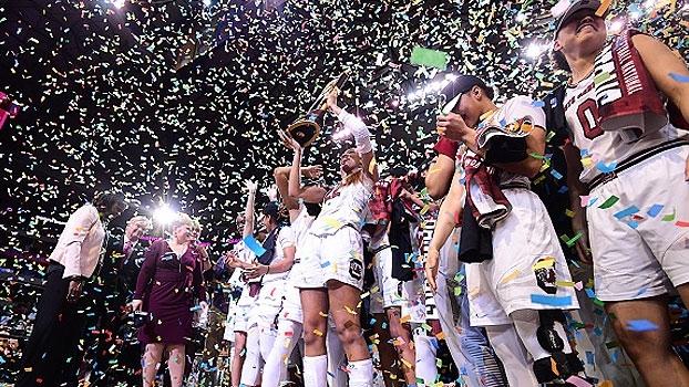 Queda de tabu histórico na NCAA é destaque no Top10 do espnW