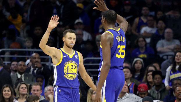 NBA: Melhores momentos de Philadelphia 76ers 116 x 124 Golden State Warriors