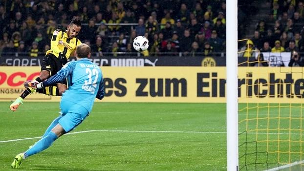 Bundesliga: Gol de Borussia Dortmund 1 x 0 RB Leipzig