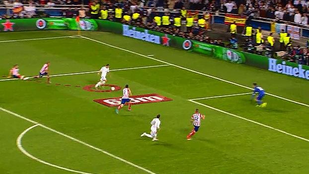A velocidade do Real Madrid foi chave na conquista da Champions; entenda