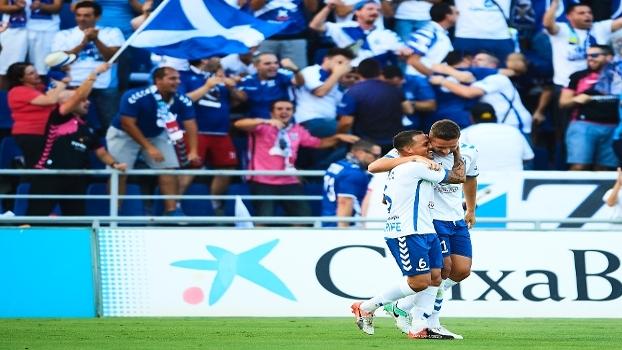 Segunda Divisão da La Liga: Gols de Tenerife 1 x 0 Getafe