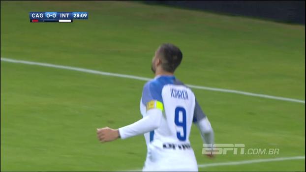 Italiano: Melhores momentos de Cagliari 1 x 3 Internazionale