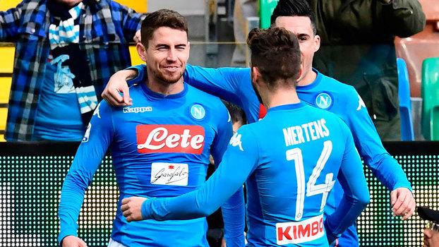 Italiano: Melhores momentos de Udinese 0 x 1 Napoli