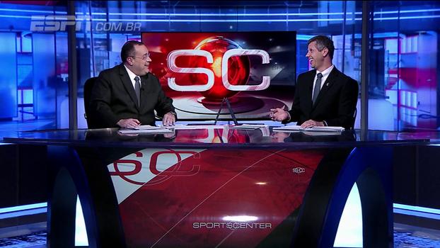 No 'SportsCenter', Amigão conta como foi o duelo de rugby que reuniu Shota Horie e Louis Picamoles