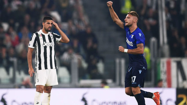 Italiano: Gols de Juventus 1 x 2 Lazio