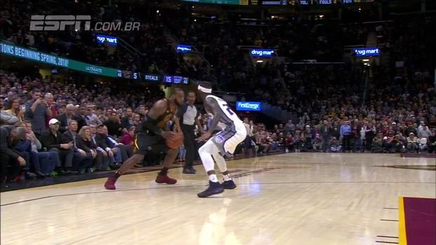 Kyrie de ponta a ponta, assistência e arremesso 'perfeitos' de LeBron e mais; veja o Top 10 da quarta-feira na NBA