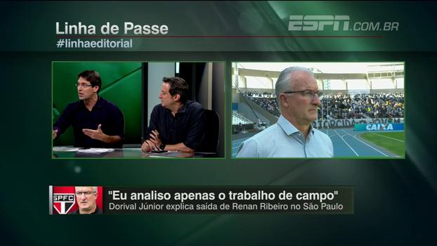 Nova chance a Sidão e 'confiança abalada' de Renan Ribeiro: Arnaldo analisa troca no gol do São Paulo