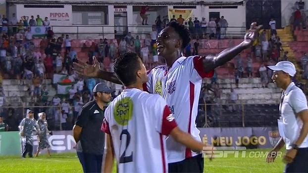 Por 'gato', Paulista é excluído, e Batatais pega Corinthians na final da Copinha