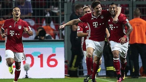 Supercopa da Alemanha: Melhores momentos de Borussia Dortmund 0 x 2 Bayern de Munique