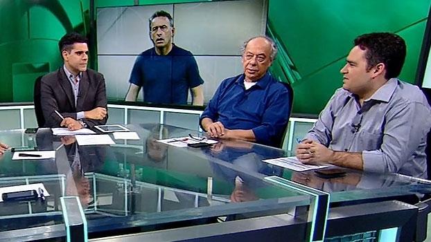 Bertozzi vê Cruzeiro 'encorpando' e destaca reforços: 'Eles se complementam'