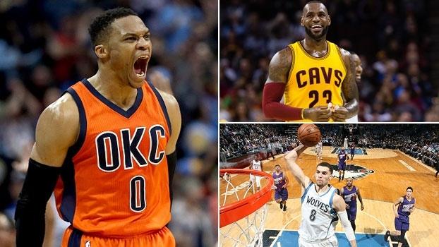 5b494552d3 Veja 10 fatos que comprovam que Warriors x Cavs é a maior final de todos os  tempos na NBA