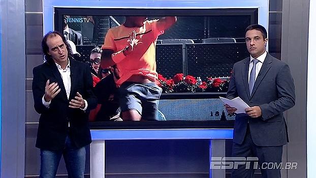 Para Fino, favoritismo de Nadal em Roland Garros depende de Djokovic; entenda