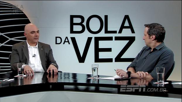 Galiotte confirma sondagens por Borja, mas revela pedido do atacante: 'Acredite em mim, vou vencer no Palmeiras'