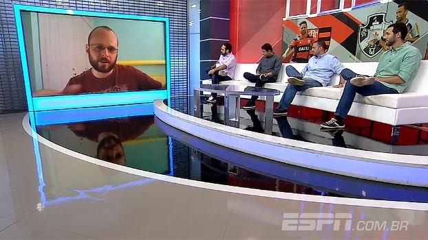 Bruno Guedes, sobre Flamengo x Vasco: 'Se fosse apostar, diria que não acontece no sábado'