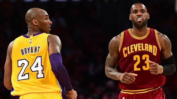 Rômulo vê Jordan 'inalcançável' e põe LeBron e Duncan acima de Kobe